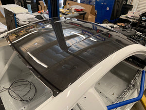 Anderson Composite 2015-2019 Ford Mustang Dry Carbon Roof Replacement