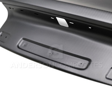 Anderson Composite 2015-2019 Mustang Dry Carbon Fiber Type-OE Trunk / Decklid