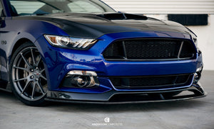 Anderson Composite 2015-2017 Ford Mustang Carbon Fiber Lower Grille