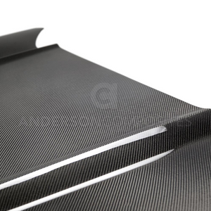 Anderson Composite 2015-2017 Mustang Double Sided Carbon Fiber Type-TW Hood