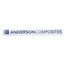 "Anderson Composites 24"" Decal"