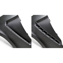 Anderson Composite 2015-2017 Mustang GT350 Style Fiberglass Front Fenders (Pair)