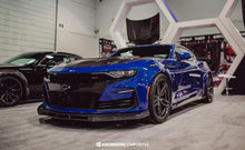 Anderson Composite 2019 Chevrolet Camaro SS Type-SS Carbon Fiber Lower Front Chin Spoiler