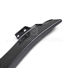 Anderson Composites 2015-2018 Mustang Shelby GT350 Carbon Fiber Rear Splash Guards