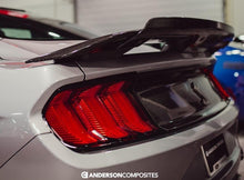 Anderson Composite 2020 Mustang Shelby GT500 Carbon Fiber Gurney Flap