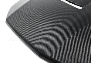 Anderson Composite 2005-2009 Mustang Carbon Fiber Hood-Type TS