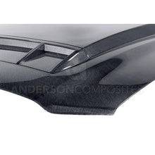 Anderson Composite 2010-2014 Shelby GT500 & 2013 - 2014 Mustang Carbon Fiber Ram Air Cowl Hood