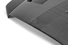 Anderson Composite 2011-2014 Dodge Charger Carbon Fiber Heat Extractor Hood
