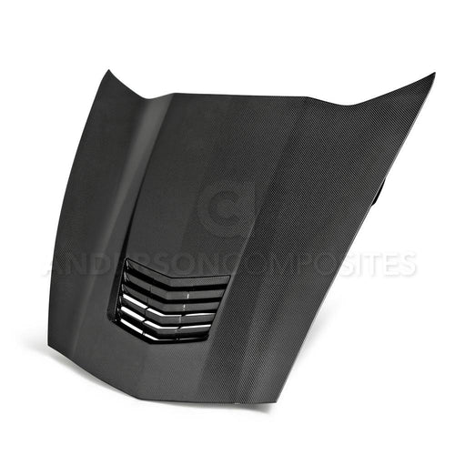 Anderson Composite Type-OE Hood (Carbon Fiber) - Corvette C7 Stingray (14-18)