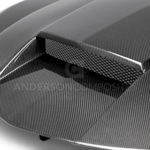 Anderson Composite 2016-2019 Camaro Type-CP Double Sided Carbon Fiber Hood
