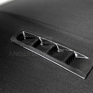 Anderson Composite 2016-2018 Ford Focus RS Carbon Fiber Hood Type-RS