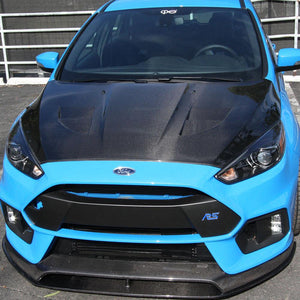 Anderson Composite 2016-2018 Ford Focus RS Carbon Fiber Hood Type-SA