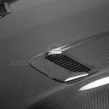 Anderson Composite 2018-2019 Ford Mustang Type-OE Double Sided Carbon Fiber Hood