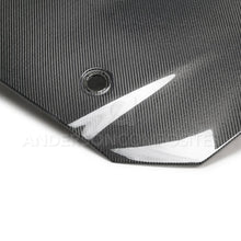 Anderson Composite 2020 Mustang Shelby GT500 Double Sided Carbon Fiber Hood