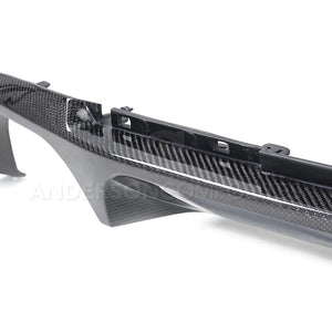 Anderson Composite 2013-2014 Shelby GT500 and 2013 BOSS 302 Carbon Fiber Rear Diffuser