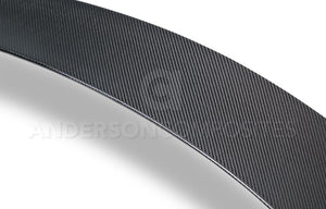 Anderson Composite 2015-2019 Mustang Carbon Fiber GT350R Style Rear Spoiler