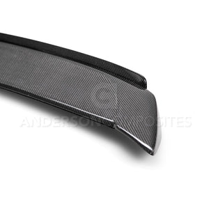 Anderson Composite 2016-2018 Camaro Carbon Fiber Spoiler Type-ST with Wicker Bill