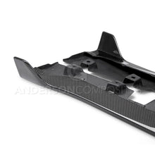 Anderson Composite 2015-2018 Mustang Shelby GT350 Carbon Fiber Side Rocker Panel Splitters