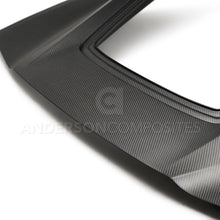 Anderson Composites Rear Hatch / Trunk Lid (Dry Carbon) - Corvette C7 (14-18)