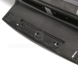 Anderson Composites 2015-2020 Mustang Double Sided Carbon Fiber Type-OE Decklid