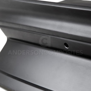 Anderson Composite 2015-2019 Mustang Fiberglass Type-ST Decklid with Integrated Spoiler