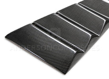 Anderson Composite 2015-2020 Mustang Carbon Fiber Type-Vented Side Window Louvers (Pair)