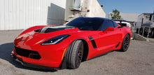 Competition Carbon Raised Cowl Hood - Chevrolet Corvette C7 (14-18)