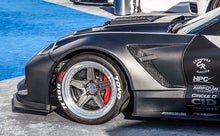 Competition Carbon C7RR Widebody Kit - Chevrolet Corvette 14-19 C7