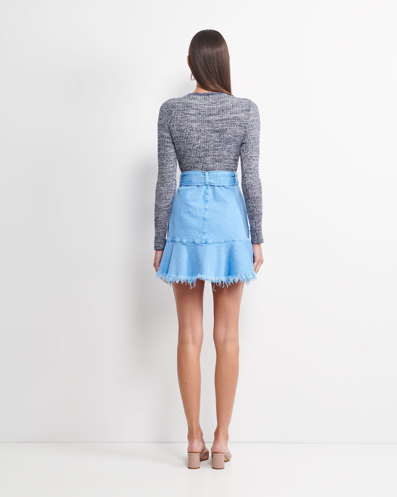 Analia Denim Skirt