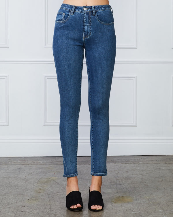 Audrey High Rise Jeans
