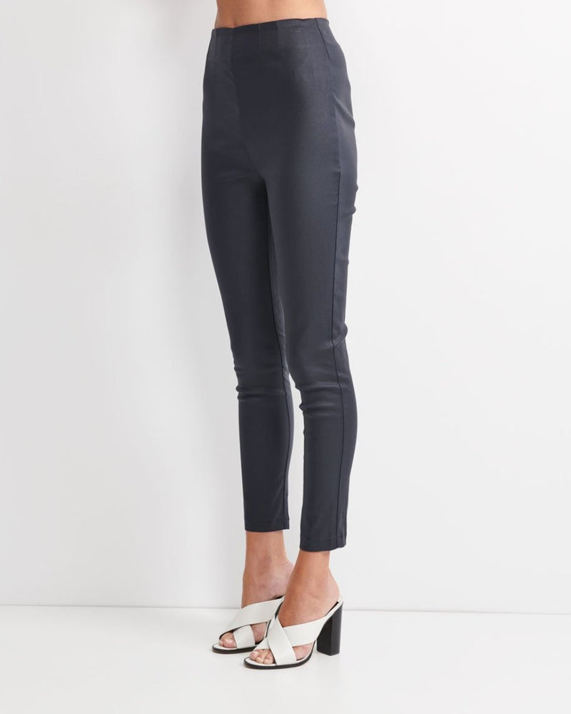 Dangerous To You Coated Pant (Navy)