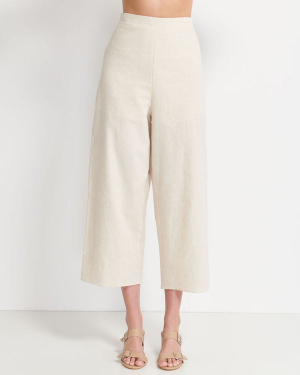 Calinda Linen Cotton Pant
