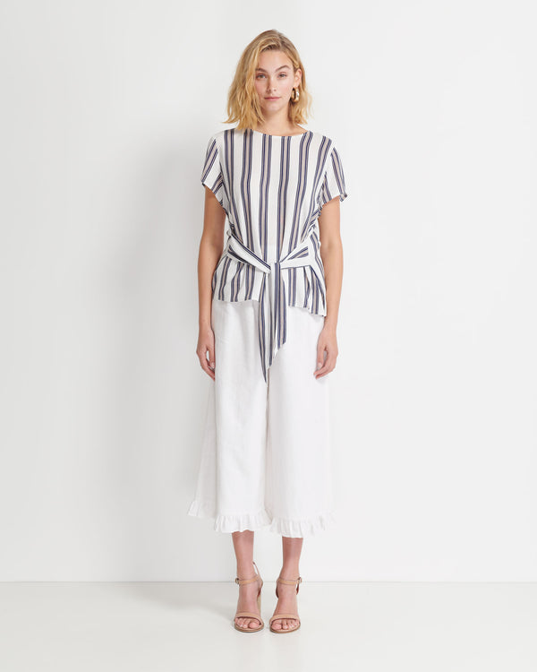 Bluebell Stripe Top