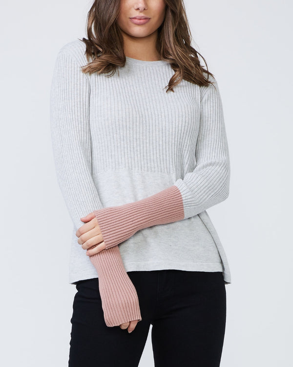 Elena Cotton Knit