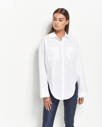 Reglin Cotton Shirt