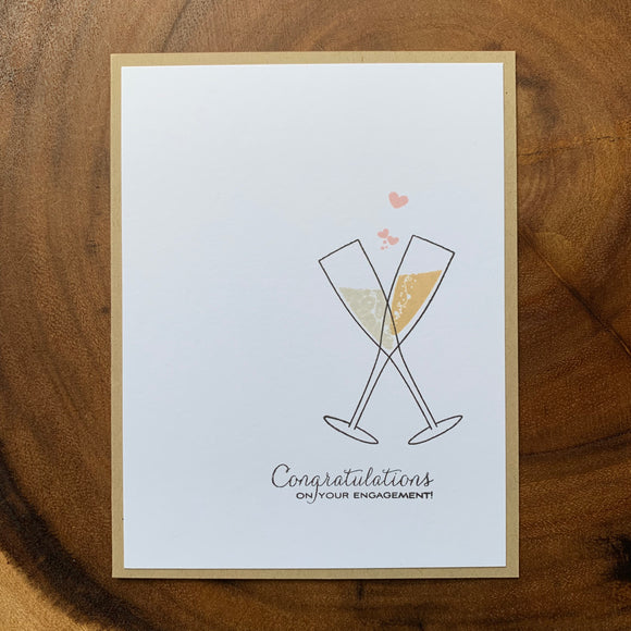 Congratulations On Your Engagement [Glasses]