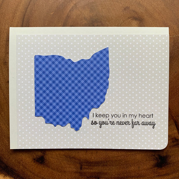 Ohio - I Keep You In My Heart