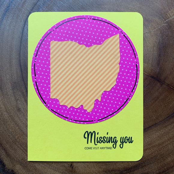 Missing You [Come Visit Anytime!]