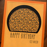 Happy Birthday - Go Wild!