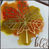 Wishing You A Season Of Blessings - Watercolor