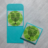 Menorah [lunchbox]