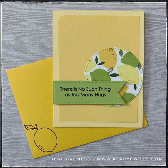 No Such Thing Handmade Card