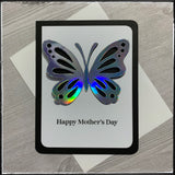Happy Mother's Day - Iridescent Butterfly