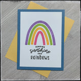 Sending Sunshine and Rainbows