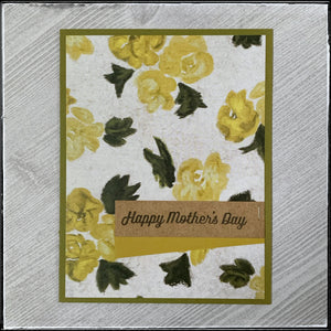 Happy Mother's Day - Floral