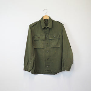 Military Fatigue Overshirt