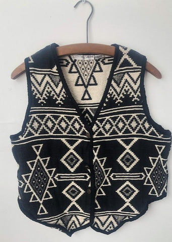 Jamestown Aztec Vest