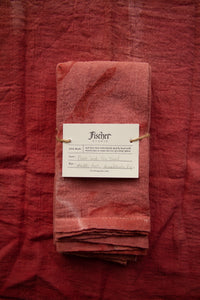 Natural Dyed Tea Towel