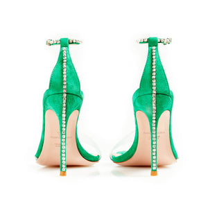Carrie Green (Comes with two straps)