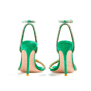 Flor Green (Comes with two straps)